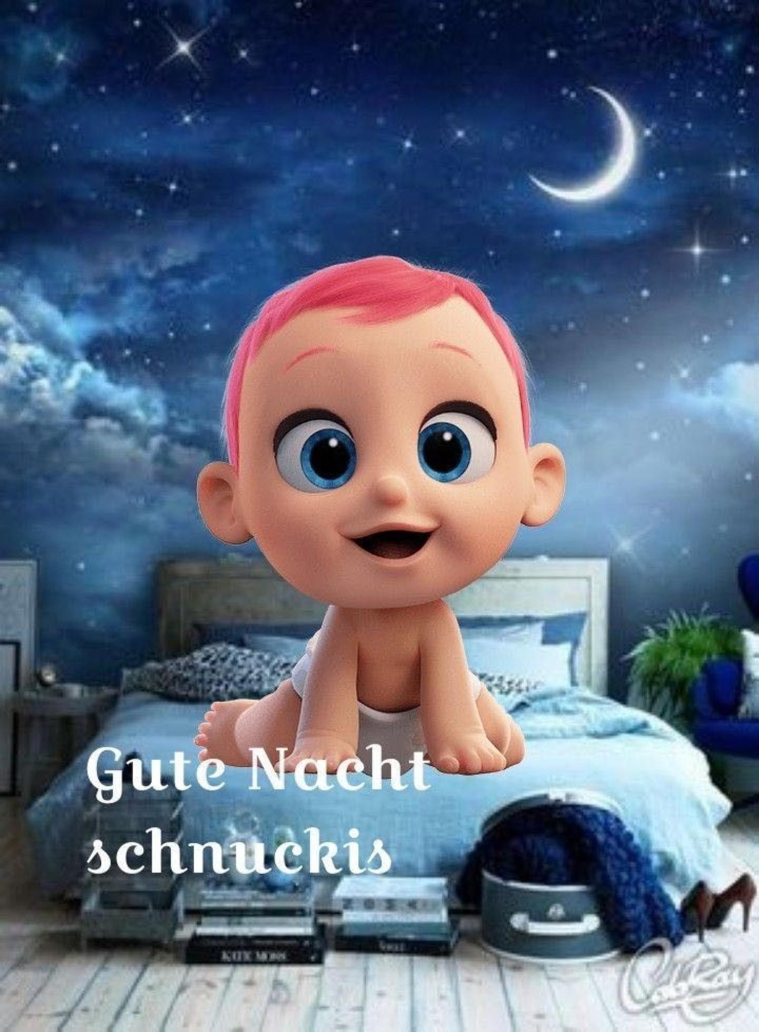 Gute Nacht WhatsApp - GBPicsBilder.com