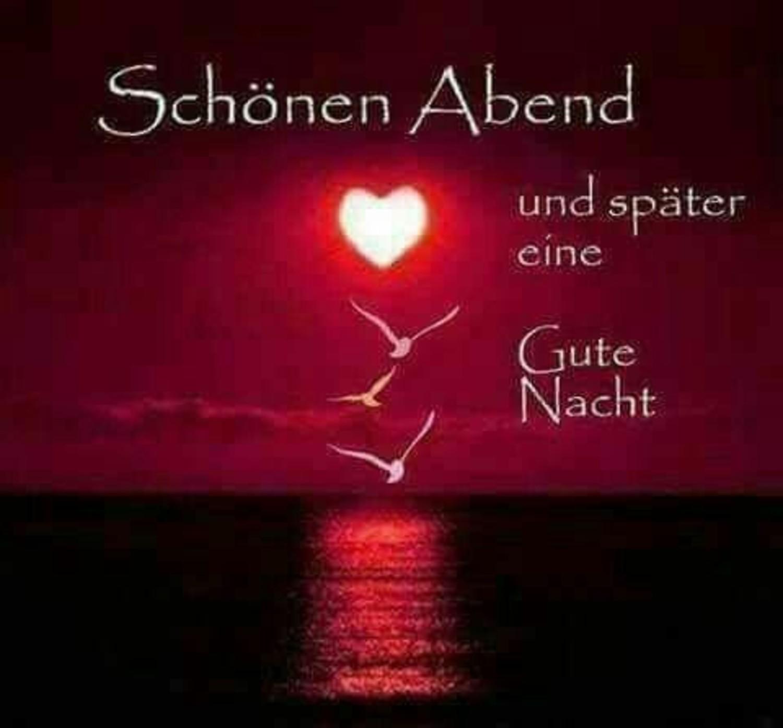Gute nacht herz