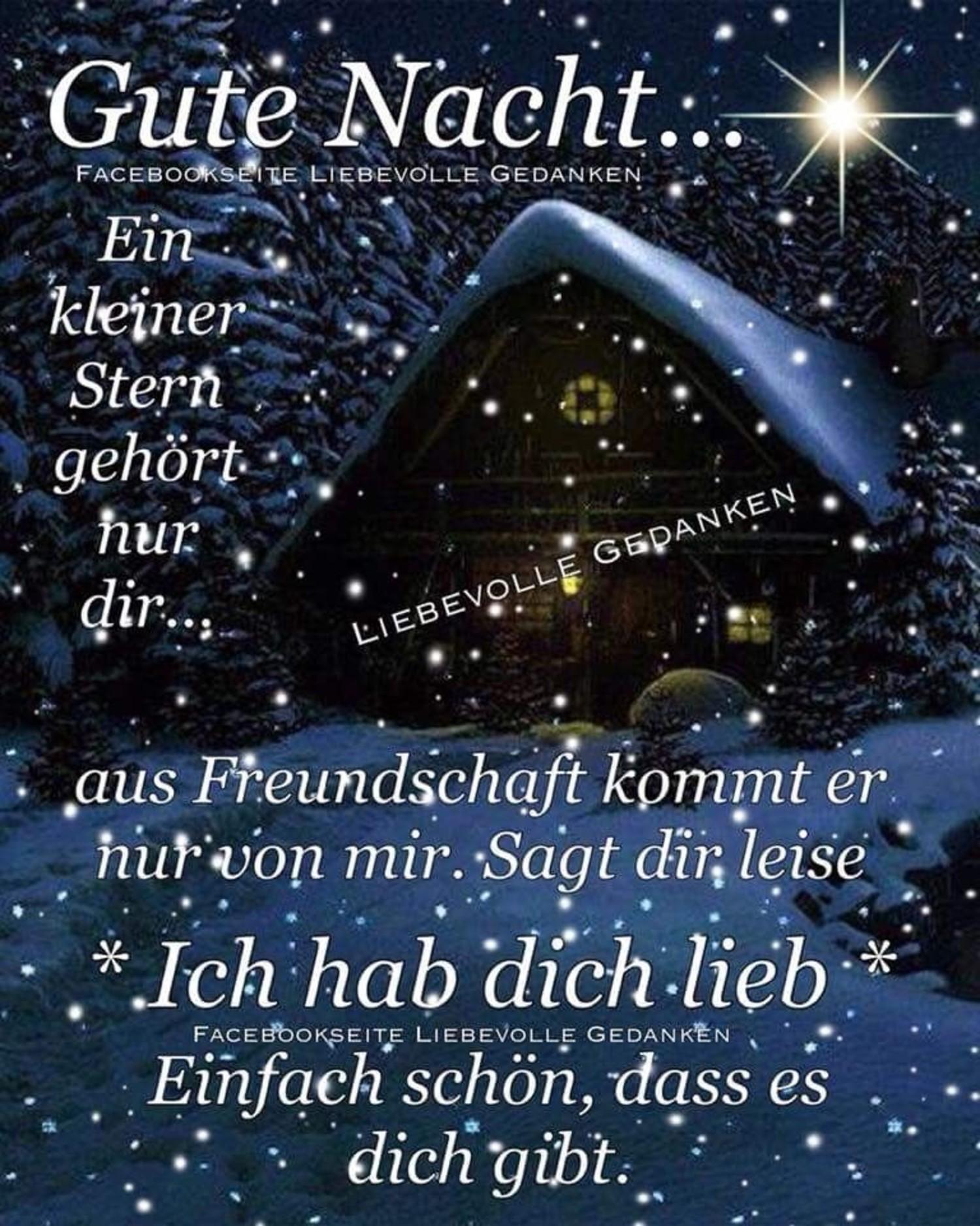 Gute Nacht Sprüche 85 Gbpicsbildercom