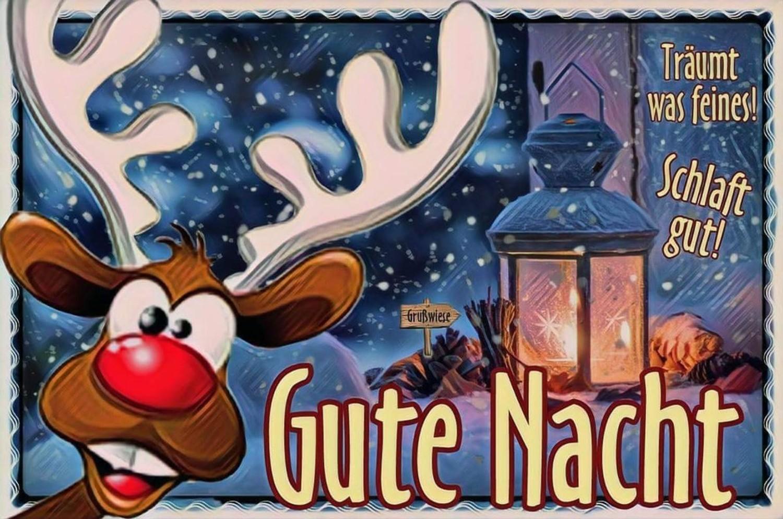 Gute Nacht weihnachten 114