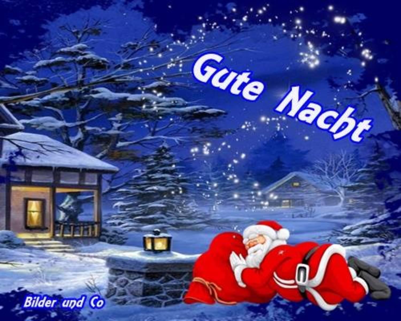 Gute Nacht weihnachten 132