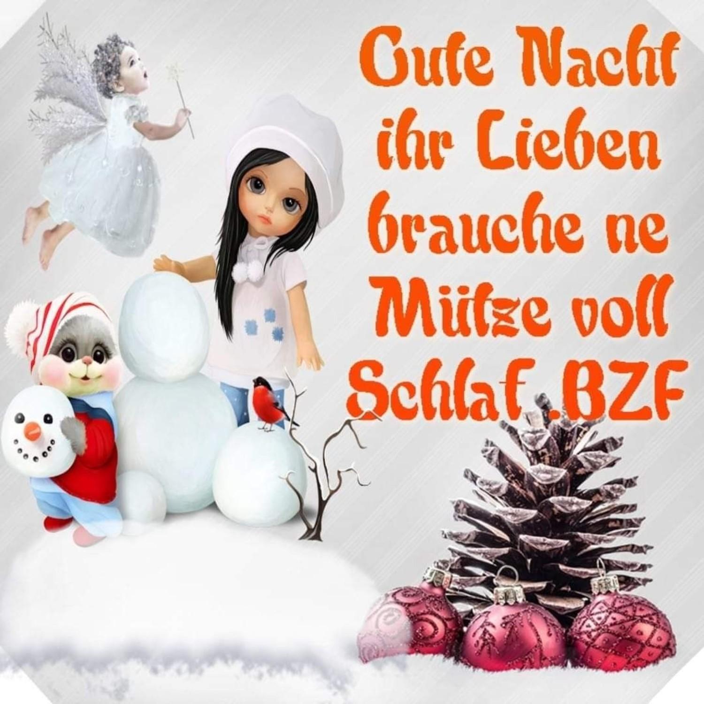 Gute Nacht Weihnachten 215 Gbpicsbildercom