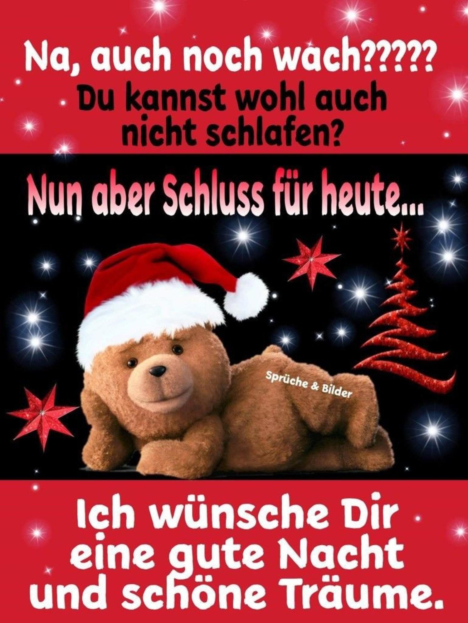 Gute Nacht weihnachten 56