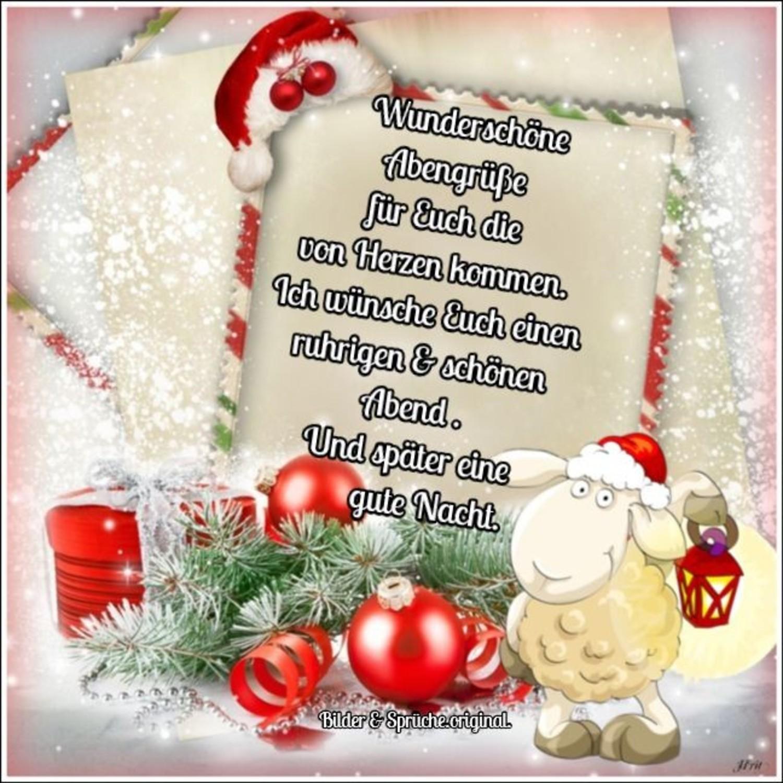 Gute Nacht weihnachten 72