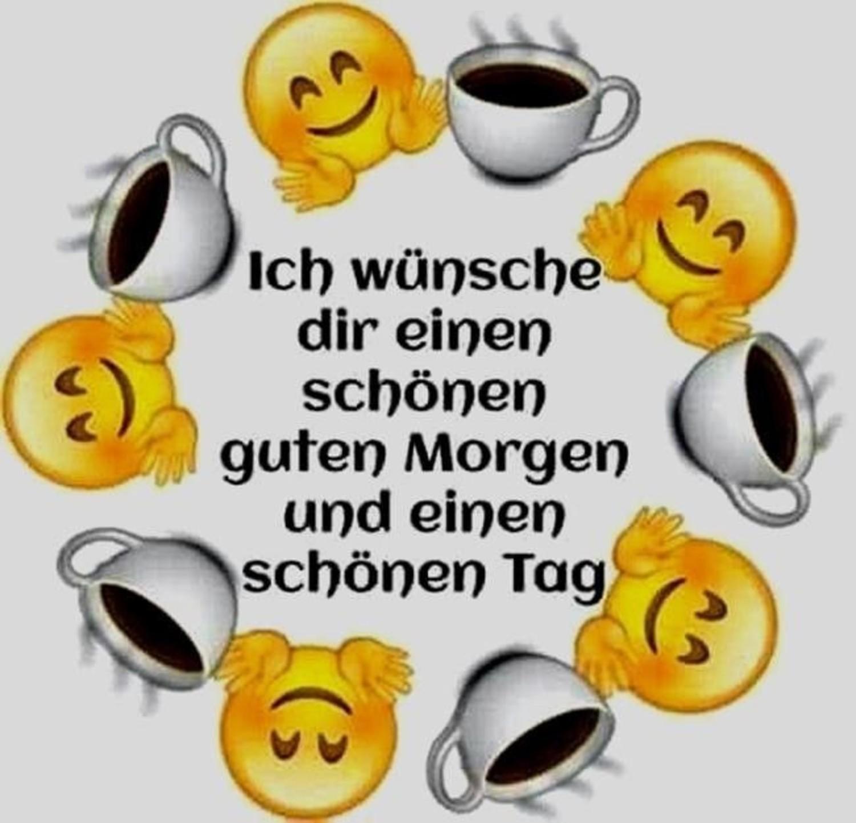 Guten Morgen Bilder Und Sprüche 365 Gbpicsbildercom