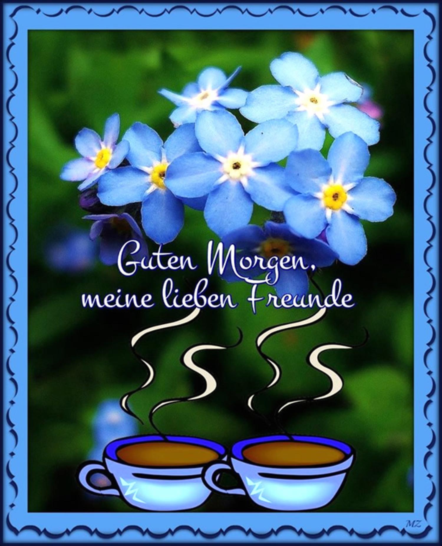 Guten Morgen Freunde 452 Gbpicsbildercom