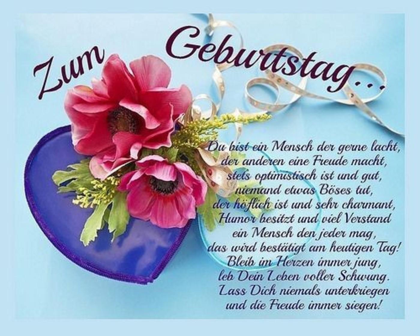 Wünsche Für Geburtstag