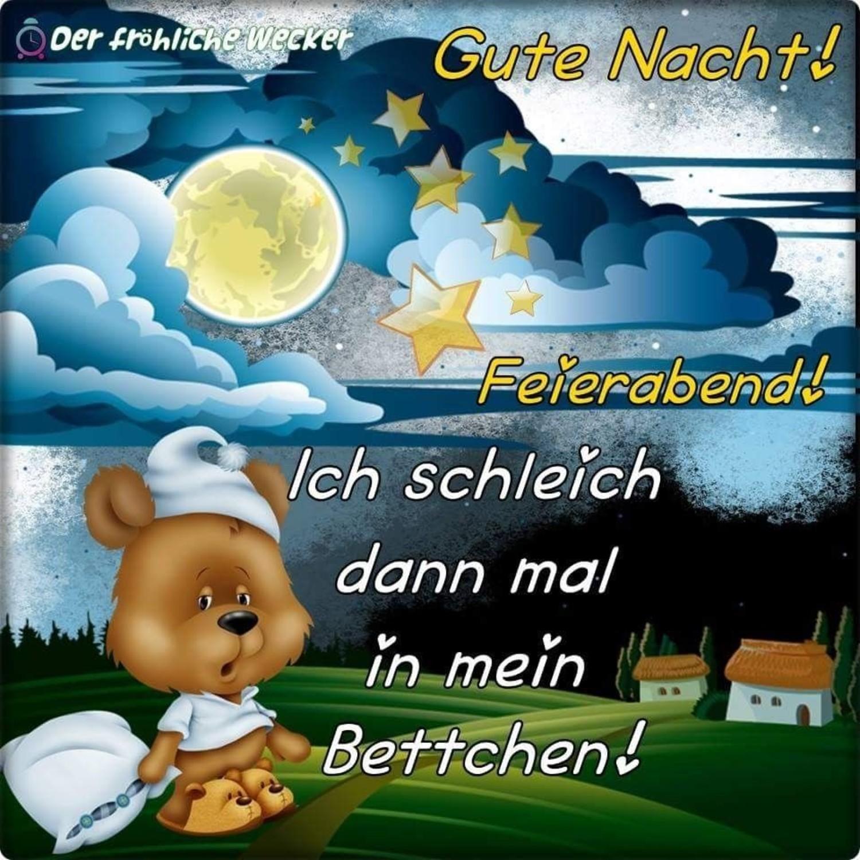 Bilder Gute Nacht freunde 711 - GBPicsBilder.com