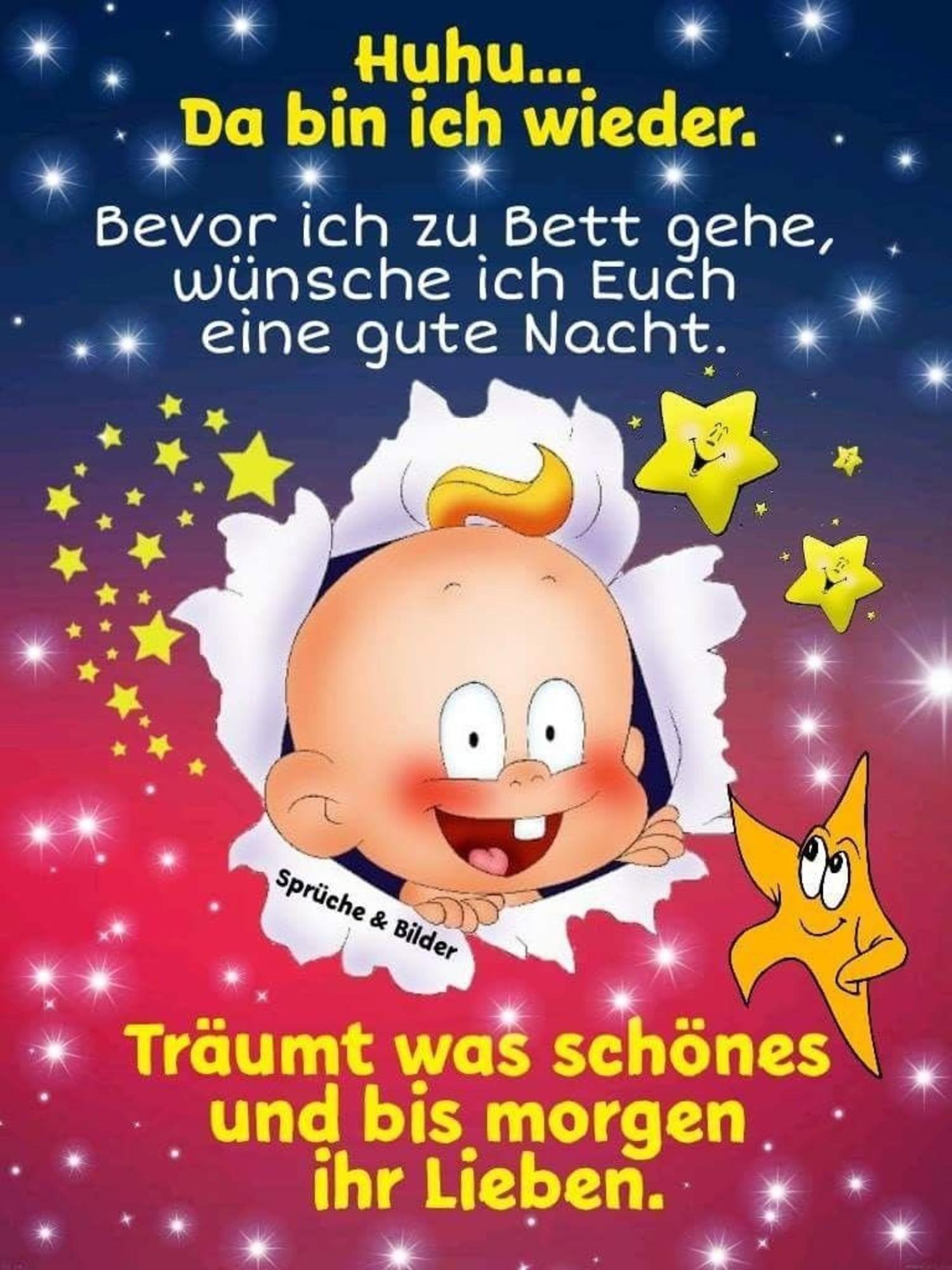 Bilder Gute Nacht und süße träume - GBPicsBilder.com