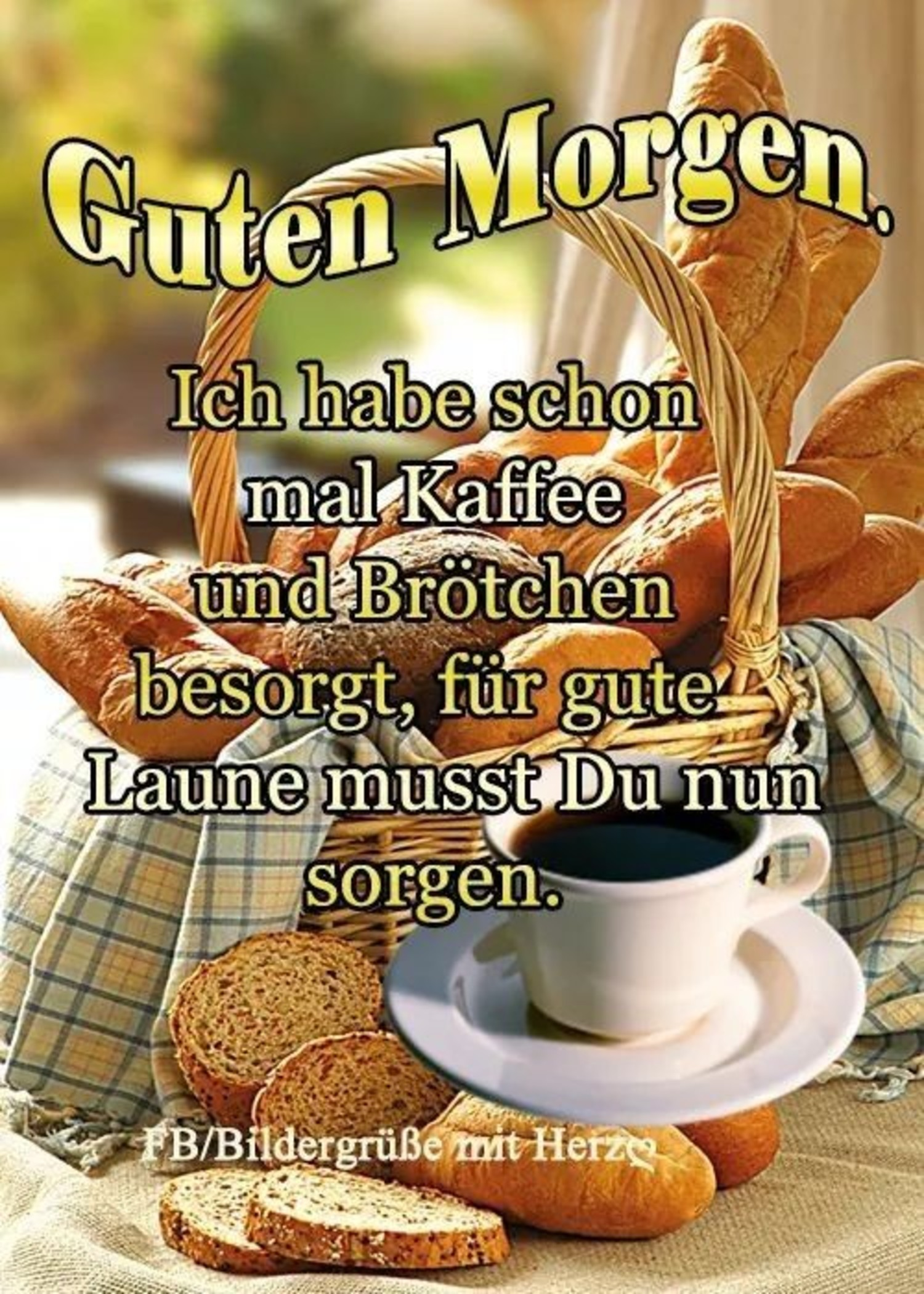 Morgen Kaffee Sprüche