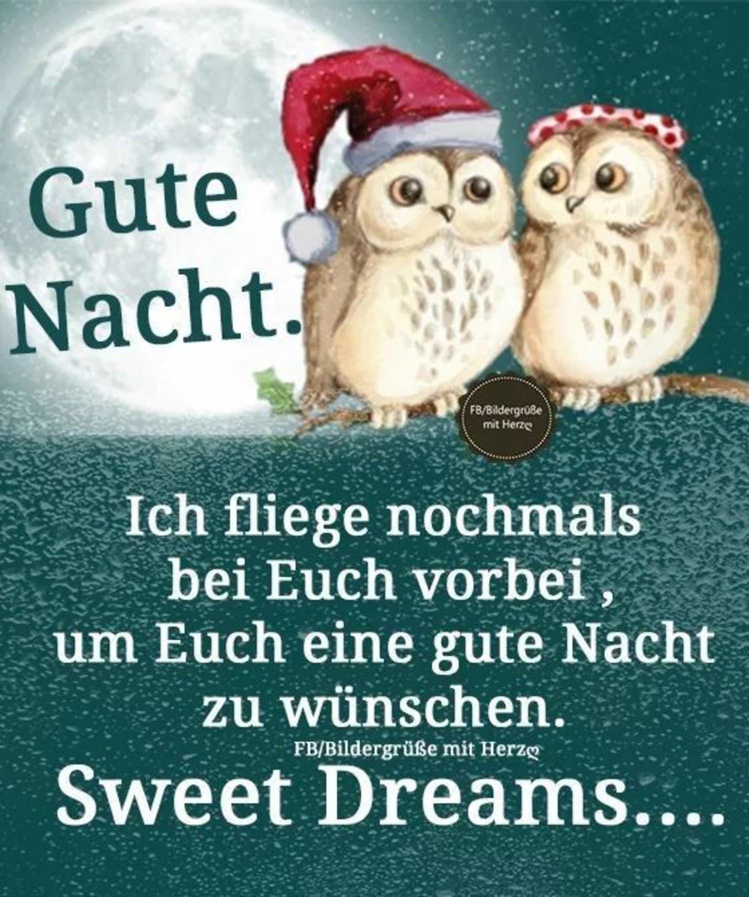 Bilder Und Sprüche Gute Nacht Weihnachten Gbpicsbildercom