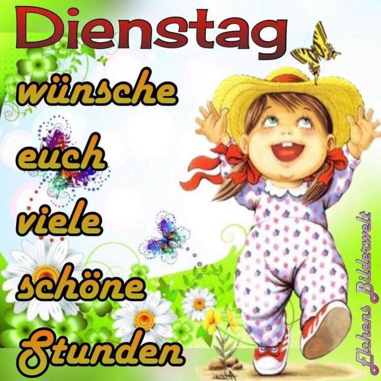 Schönen Dienstag Gif Whatsapp Gbpicsbildercom