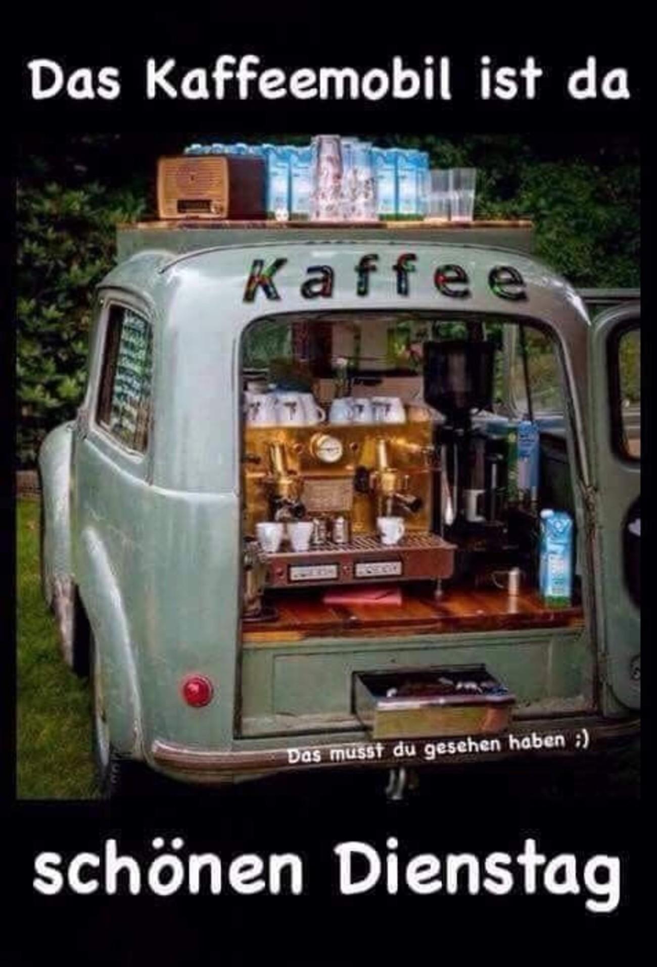 Schönen Dienstag kaffee 41