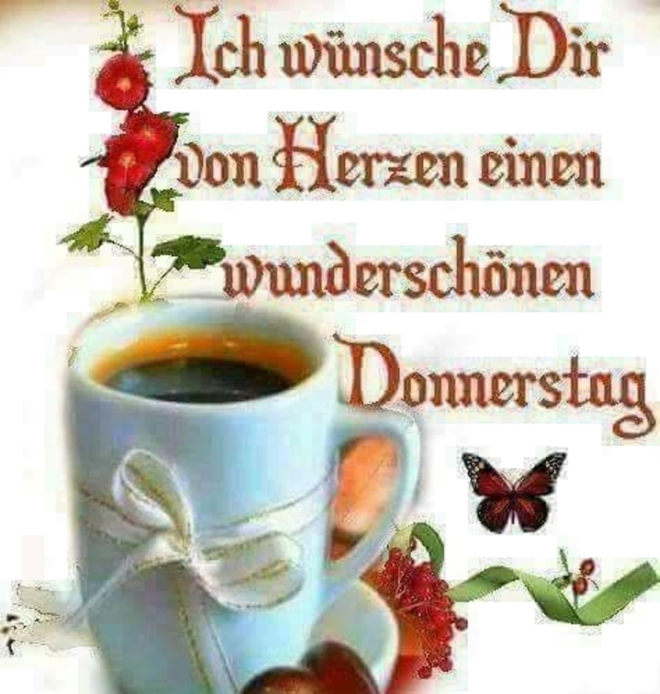 Donnerstagsgruß Guten Morgen Donnerstag Gif Morgen