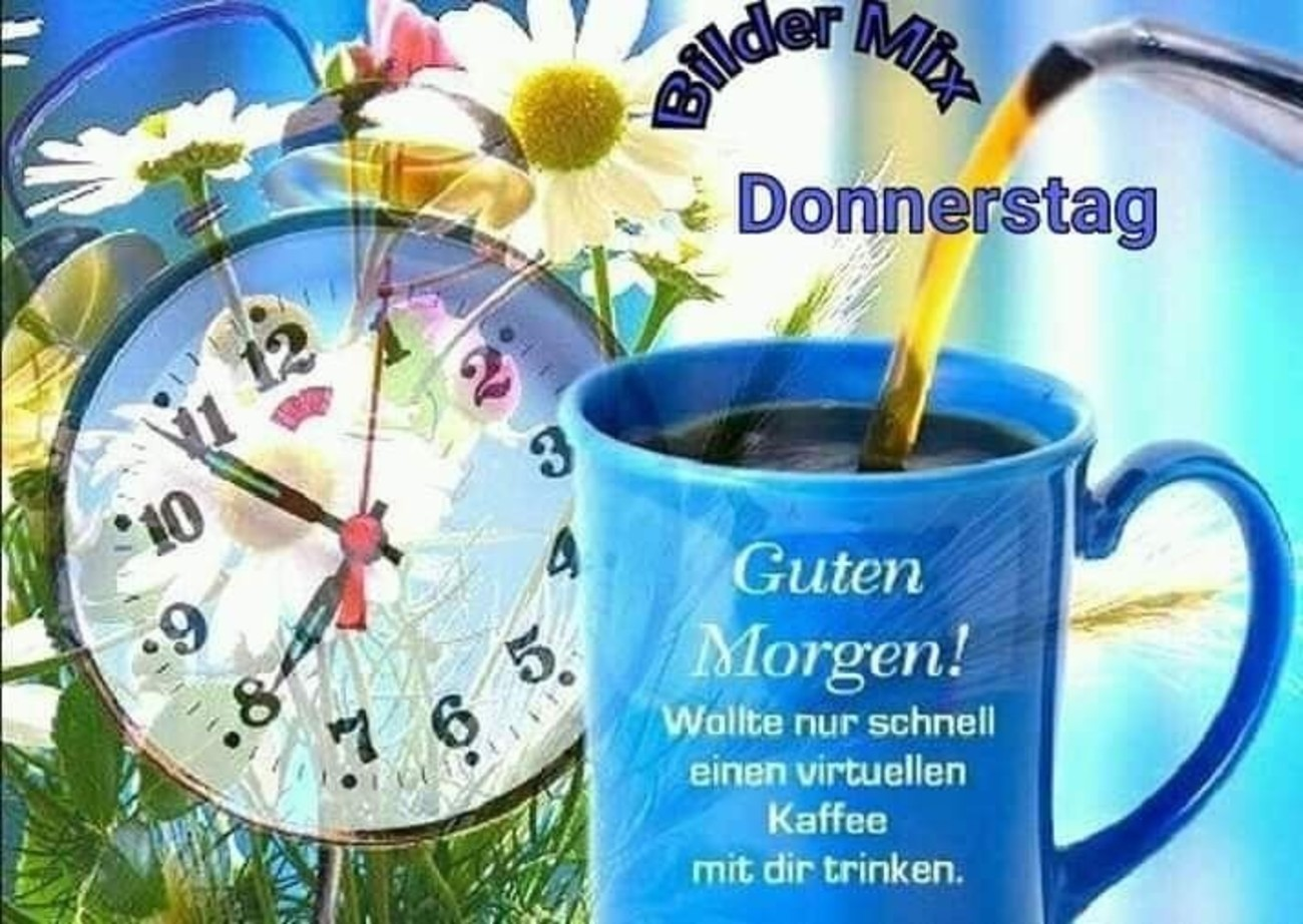 Schönen Donnerstag Kaffee Gb Pics Bilder Whatsapp