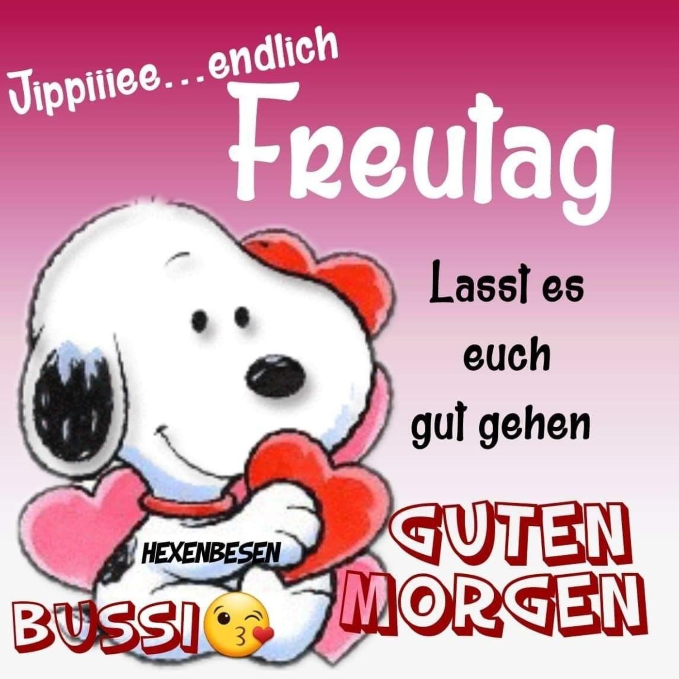 Schönen Freitag Snoopy 25 Gbpicsbildercom