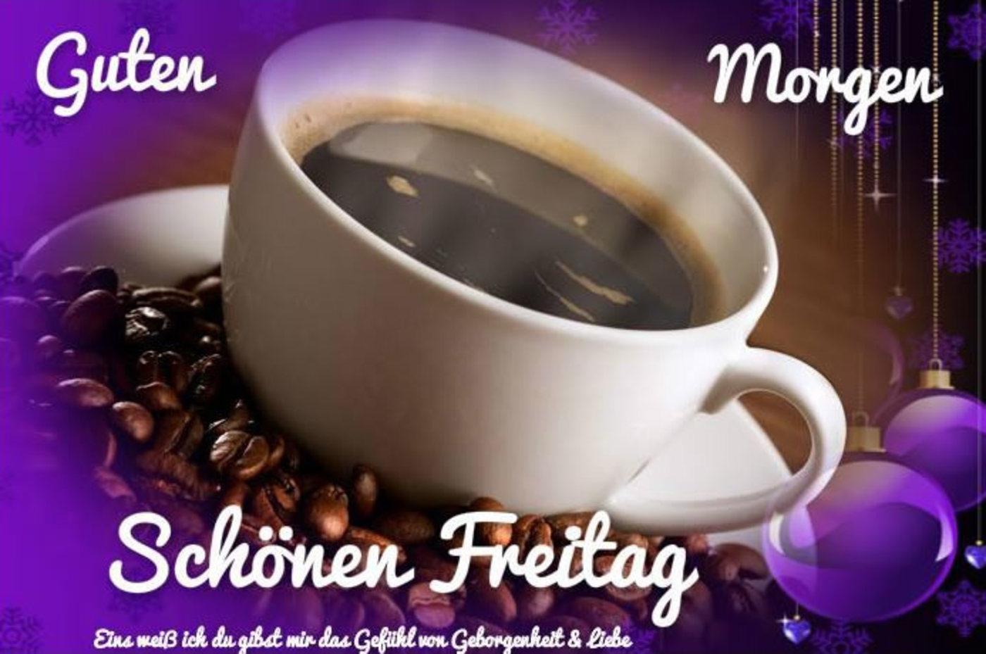 Schönen Freitag Kaffee 97 Gbpicsbildercom