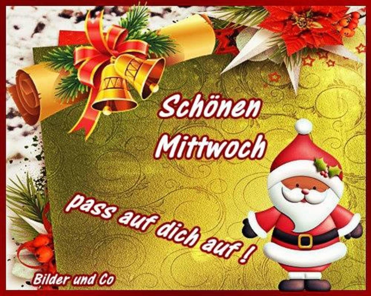 Schönen Mittwoch Weihnachten 73 Gbpicsbildercom