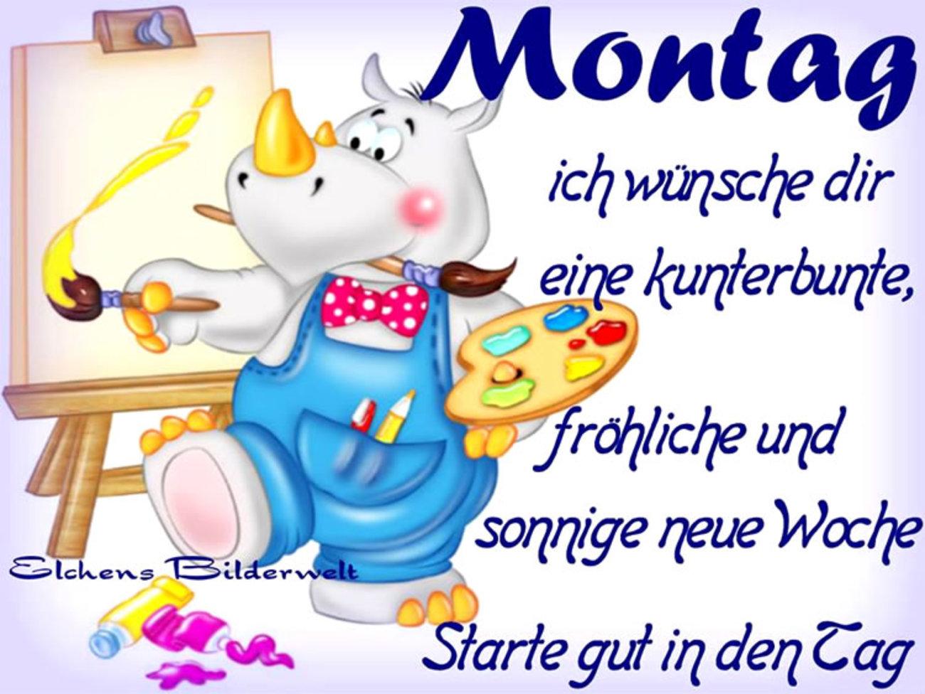 Schönen Montag Pinterest 222