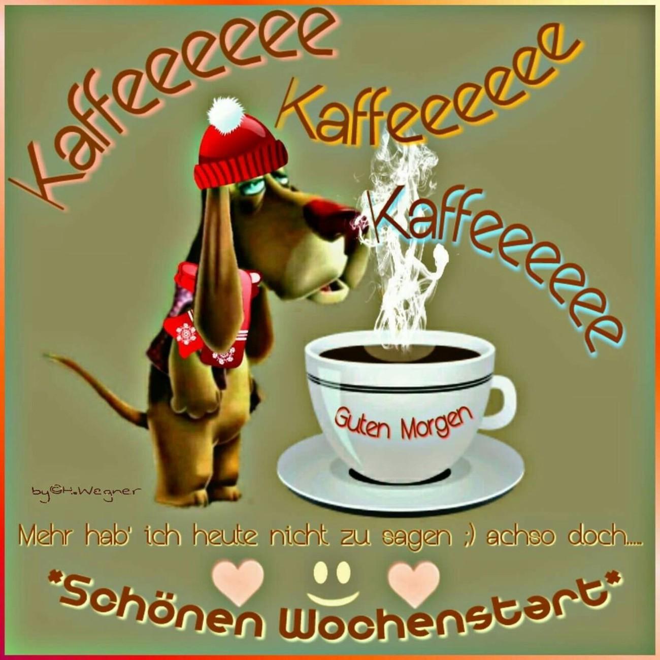 Schönen Montag Kaffee Gbpicsbildercom