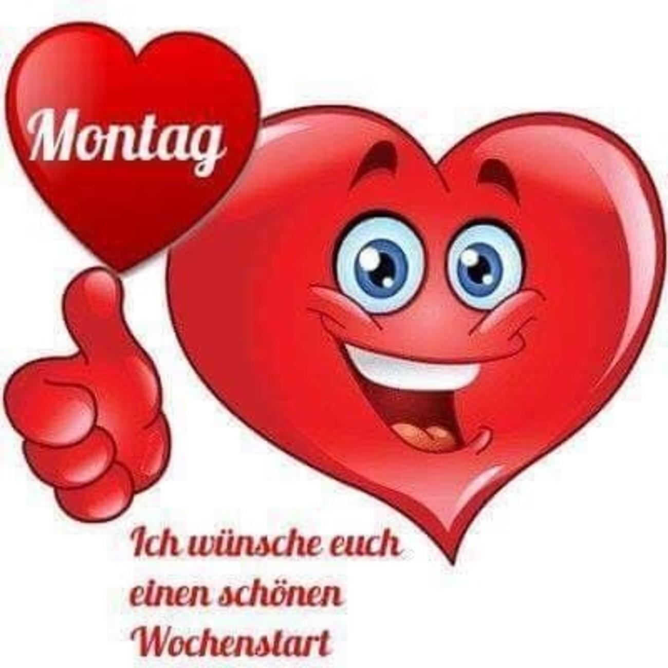 Schönen Montag Und Schönen Wochenstart Gbpicsbildercom