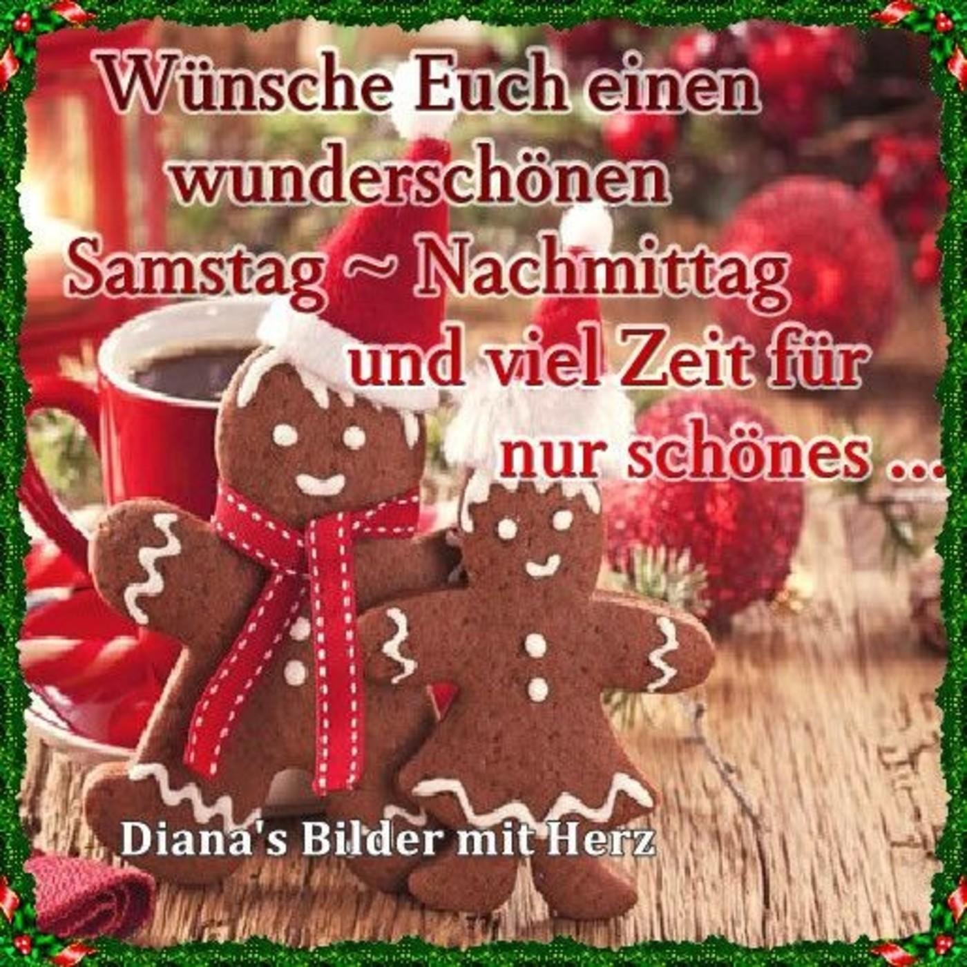 Schönen Samstag Weihnachten 11 Gbpicsbildercom